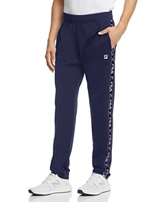 FILA - Tag Tricot Track Pants - 100% Exclusive