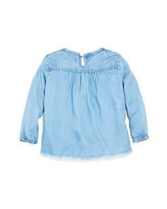 DL1961 - Girls' Frayed Tunic - Little Kid
