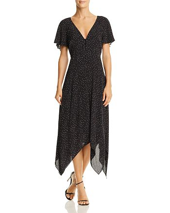 Joie - Tamyra Heart-Print Dress