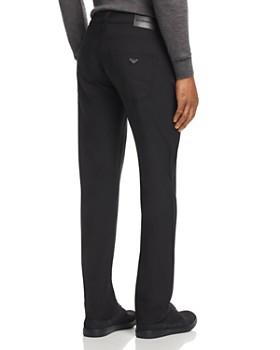 Armani - Tech Regular Fit Pants