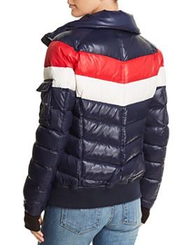 AQUA - Retro Puffer Jacket - 100% Exclusive