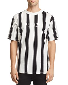 GUESS Go Walden Striped Tee - Bloomingdale's_0
