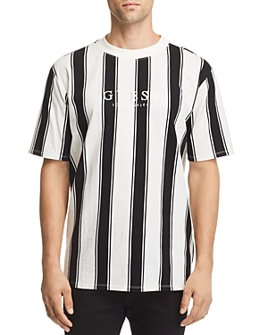 GUESS Go Walden Striped Tee