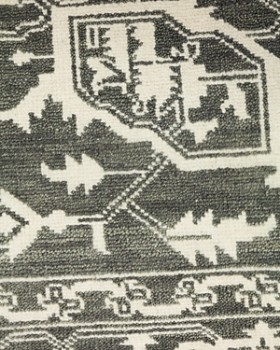Solo Rugs - Modern 2 Hand-Knotted Area Rug Collection