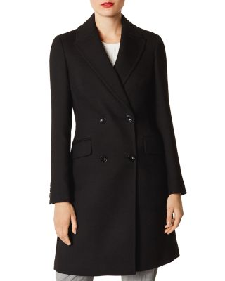 Tailored Peacoat by Karen Millen