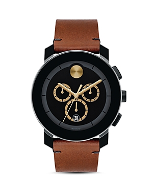 Movado Bold Bold Chronograph Watch, 43mm