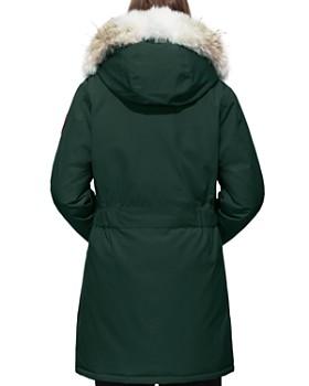 ... Canada Goose - Trillium Fur Trim Parka