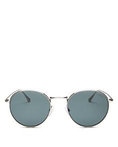 Tom Ford - Men's Round Sunglasses, 53mm