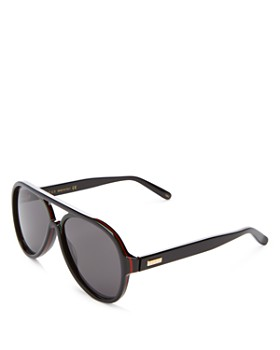 d346eb2a5 Gucci - Men's Flat Top Aviator Sunglasses, ...