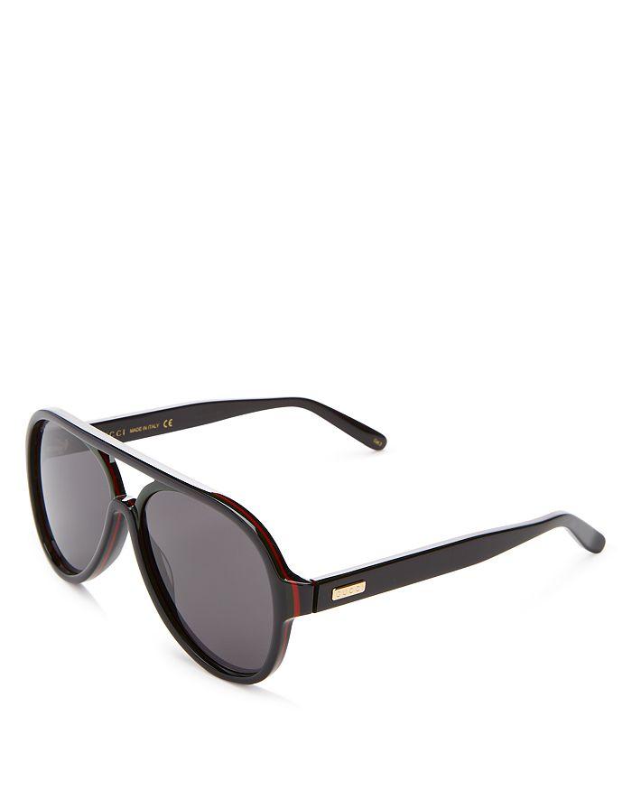 f474aff8975 Gucci - Men s Flat Top Aviator Sunglasses