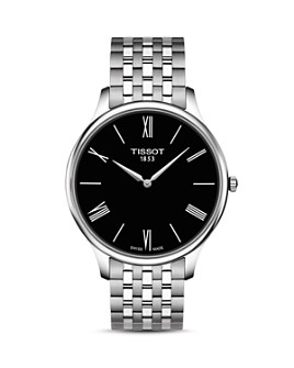 Tissot - Thin Tradition Watch, 39mm