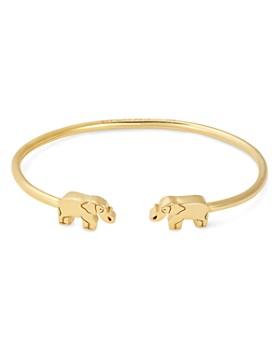 Alex and Ani - Elephant Cuff Bracelet