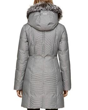 Soia & Kyo - Fox Fur Trim Down Coat
