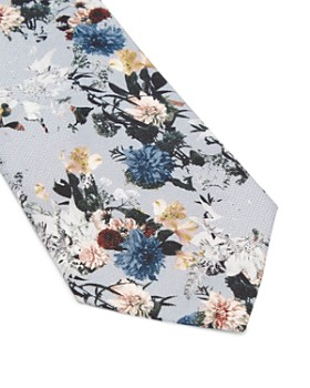 Ted Baker - Harras Floral Print Tie