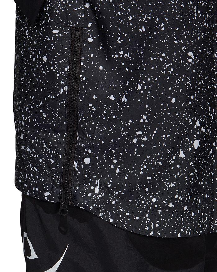 3736268e6af adidas Originals - Universe Splatter-Print Color-Block Pullover Windbreaker  Jacket