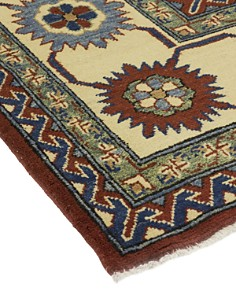 """Solo Rugs - Kazak Score Hand-Knotted Area Rug, 8'3"""" x 10'2"""""""