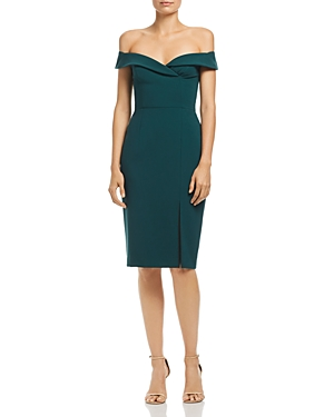 Black Halo Hepburn Sheath Dress - 100% Exclusive