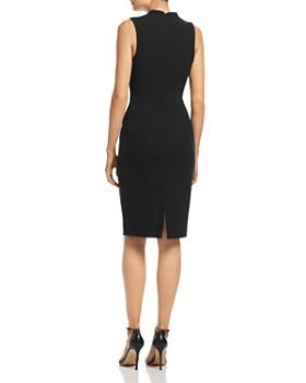 Black Halo - Corrine Draped Sheath Dress - 100% Exclusive