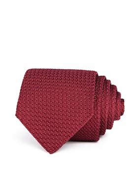 Turnbull & Asser - Grenadine Solid Silk Classic Tie