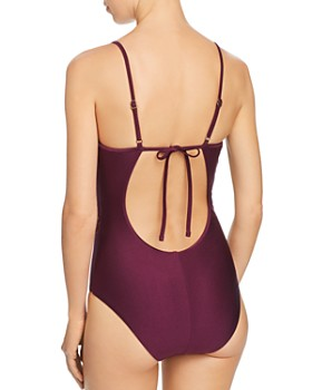 BECCA® by Rebecca Virtue - Siren Shimmer One Piece Swimsuit