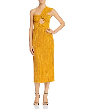 Alice McCall - Power Lady One-Shoulder Dress