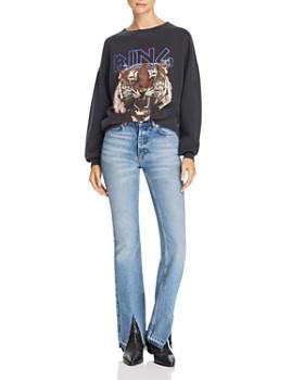 Anine Bing - Tiger Graphic Sweatshirt