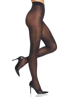 Donna Karan - Semi-Sheer Jersey Tights