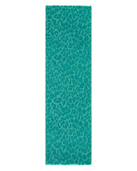 Emporio Armani - Leopard Print Scarf