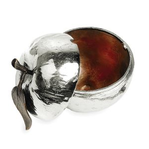 Michael Aram Apple Honey Pot with Spoon