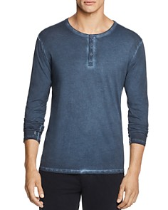 ATM Anthony Thomas Melillo Pigment-Dyed Henley - 100% Exclusive - Bloomingdale's_0