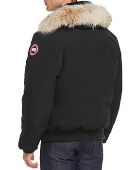 Canada Goose - Chilliwack Fur-Trimmed Down Bomber Jacket