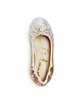 Sam Edelman - Girls' Felicia Ombré Glitter Ballet Flats - Toddler, Little Kid, Big Kid