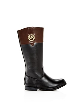 Michael Kors - Girls' Emma Kelly Riding Boots - Toddler, Little Kid, Big kid