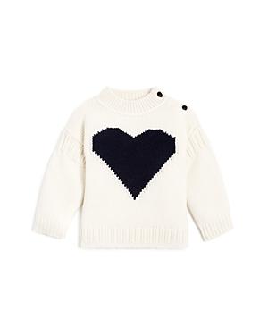 Burberry Girls Heart Sweater  Baby