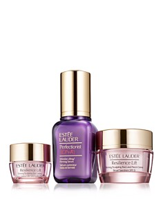 Estée Lauder Lift + Firm For Smoother, Radiant, Youthful-Looking Skin 3-Piece Gift Set ($115 value) - Bloomingdale's_0