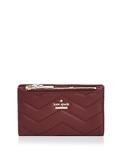 kate spade new york - Reese Park Mikey Leather Wallet