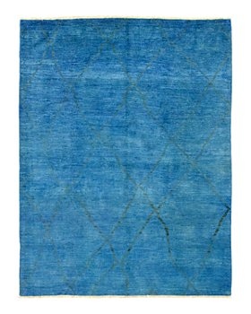 Bloomingdale's - Vibrance Paleolithic Hand-Knotted Area Rug Collection