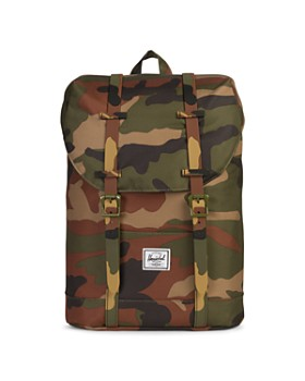 Herschel Supply Co. - Camo-Print Youth Retreat Backpack