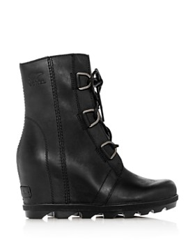 Sorel - Women's Joan of Arctic II Waterproof Leather Hidden Wedge Boots