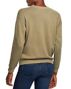 COMUNE - Endicott Drop-Shoulder Sweatshirt