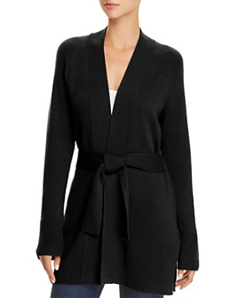 Theory - Malinka Belted Cashmere Cardigan - 100% Exclusive