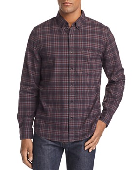 Joe's Jeans - Plaid Regular Fit Button-Down Shirt