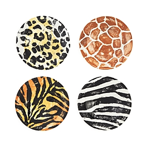 Safari Style Dinnerware For Tables With An International Excitement Inspired