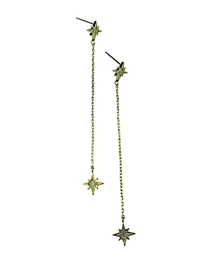 Jules Smith Starry Eyed Drop Earrings