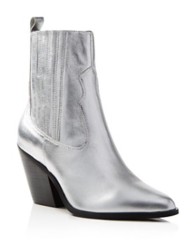 AQUA - Women s Ciao Pointed Toe Booties - 100% Exclusive ... 3896ae2dfde8