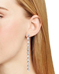 AQUA - Linear Drop Earrings - 100% Exclusive