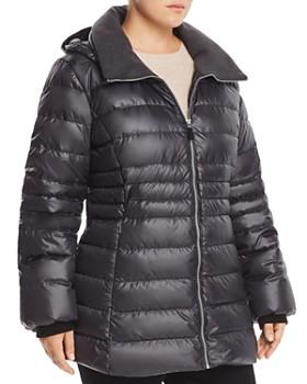 Marc New York Plus - Windsor Puffer Coat