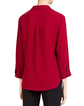 Gerard Darel - Laurie Half-Placket Top