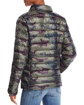 AQUA - Packable Camo Puffer Coat - 100% Exclusive