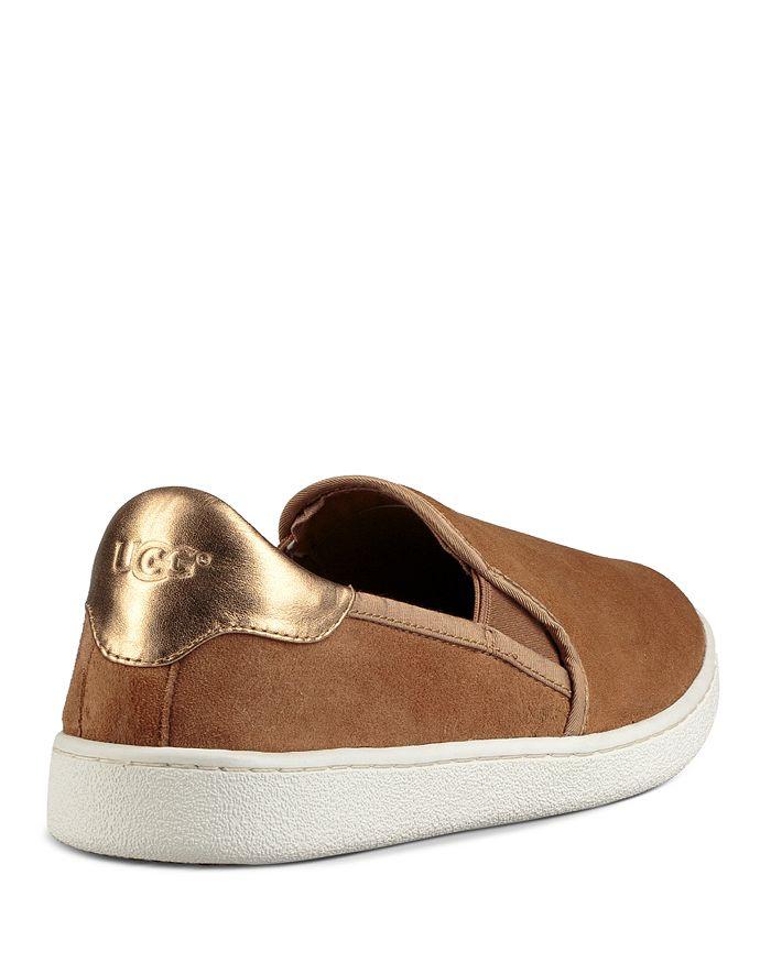 ae55b4c41c8 UGG® Cas Slip-On Sneakers   Bloomingdale's